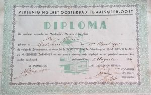 Oosterbad-diploma-1941